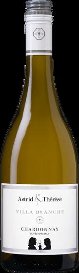 Villa Blanche Chardonnay Cuvée Speciale Astrid & Thérèse